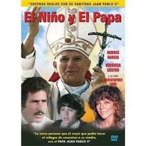 El Papa Andres Garcia;Pedro Fernandez, Tito Davison Movies & TV