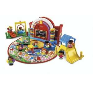 Fisher Price Little People Time to Learn Preschool : Toys & Games