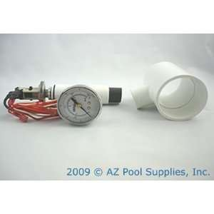 Polaris Pressure Gauge Assembly for UltraFlex and
