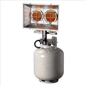 Mr. Heater Double Propane Heater With Piezo Ignitor