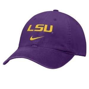 Nike LSU Tigers Purple Campus II Hat