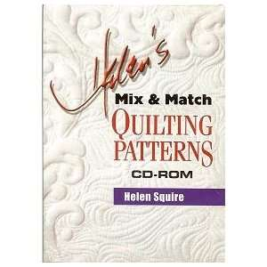 Helens Mix and Match Quilting Patterns Cd rom: Office Products