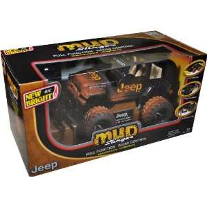 New Bright MUD Slinger Series 115 Scale Full Function Radio Control