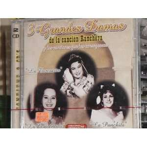 Tres Grandes Damas De La Cancion Ranchera Y Sus Canciones