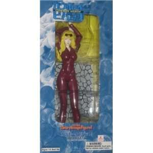 Cowboy Bebop Julia Action Figure (Wine Red) Toys & Games