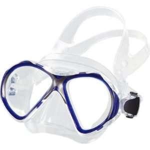 Lens Two Tone Color Scuba Mask Diving Snorkeling