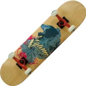 X Games Advanced Series Lion Skateboard: Sports & Outdoors