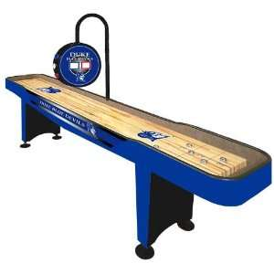 Duke University Blue Devils Shuffleboard Table