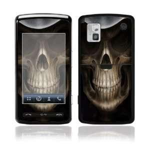 Skull Dark Lord Decorative Skin Cover Decal Sticker for LG