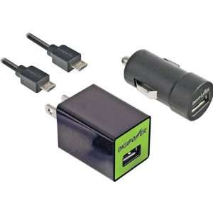 and Vehicle Adapters for ANDROID Smartphones (Batteries & Chargers