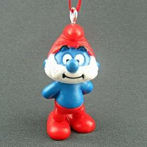 com Papa Smurf Ornament   Great for Holiday Christmas Tree or Smurfs