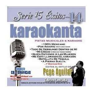 KAR 1514   Al Estilo de Pepe Aguilar Spanish CDG Everything Else