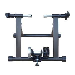 Bicycle Bike Trainer Stand Kinetic Magnet Steel Stationary Sports