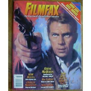 . 86 Aug/Sept 2001 (The Magazine of Unusual Film & Television) Books