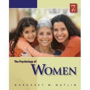 The Psychology of Women 7th Edition (Book Only) Books