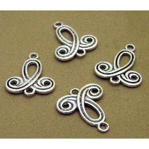 10 Pcs Tibetan Silver Jewelry Earring Necklace Crafting