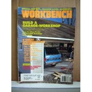Workbench Magazine   Build a Garage Workshop   8 Great