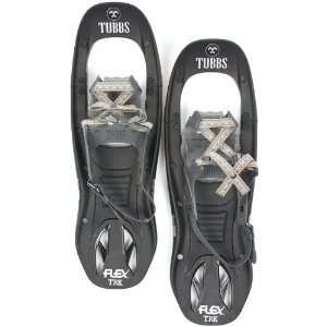 TUBBS FLEX TRK Snowshoes Snow Shoe Pair 24 Mens Black