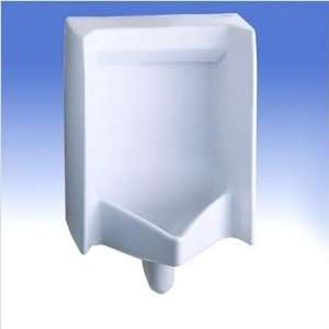 Washout Urinal with Concealed Back Spud: Home Improvement