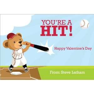 Youre A Hit Valentine Cards