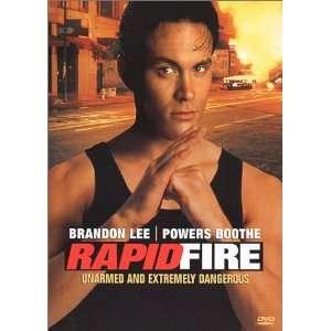 Rapid Fire Brandon Lee, Powers Boothe, Nick Mancuso