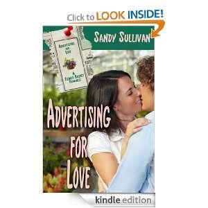 Advertising For Love (The Flower Basket): Sandy Sullivan: