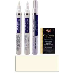 Tricoat 1/2 Oz. White Diamond Pearl Tri coat Paint Pen Kit