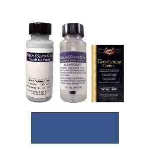 Oz. Daytona Blue Metallic Paint Bottle Kit for 1990 Dodge All Other