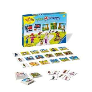 Ravensburger Tell A Story   Childrens Game Toys & Games