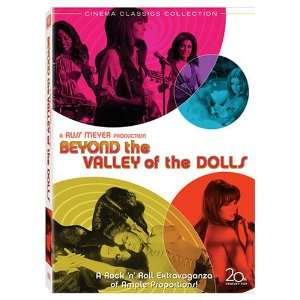 Beyond the Valley of the Dolls: Dolly Read, Cynthia Myers