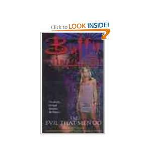 Evil That Men Do (9780671026356): Nancy Holder