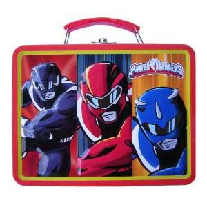 Power Rangers Tin Lunch Box  Toys & Games