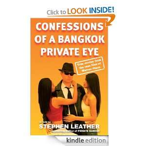 Bangkok Private Eye True stories from the case files of Warren Olson