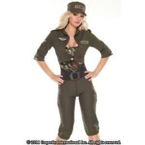 Army Girl Costume: Toys & Games