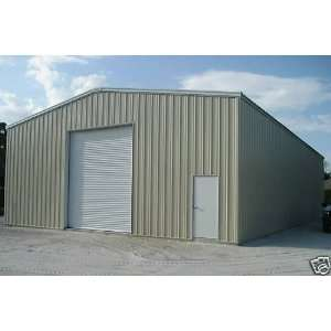 Duro Steel 30x50x12 Metal Building Kit Residential Dream Garage Home