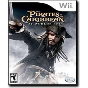 Pirates of the Caribbean At Worlds End (Nintendo Wii) Video Games
