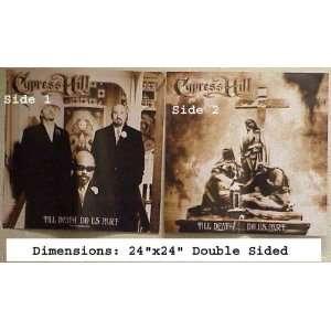 CYPRESS HILL Till Death Do Us Part 24x24 Poster