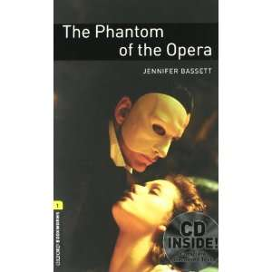 Phantom of the Opera (Oxford Bookworms ELT) (French
