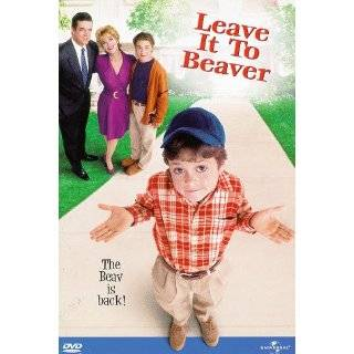 Leave It to Beaver [VHS]: Christopher McDonald, Janine