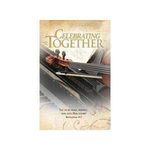 Bulletin Celebrating Together (Package of 100) Everything