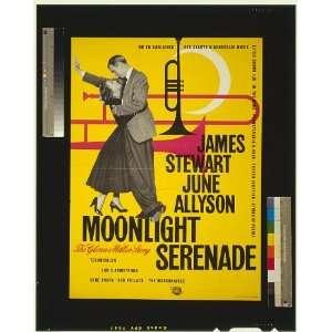 Moonlight serenade,the Glenn Miller story,June Allyson
