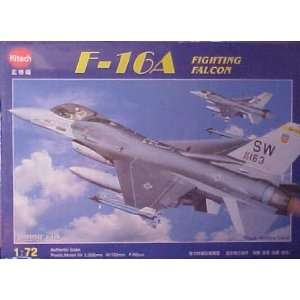 F 16A Fighting Falcon U.S. Air Force Trainer Toys & Games