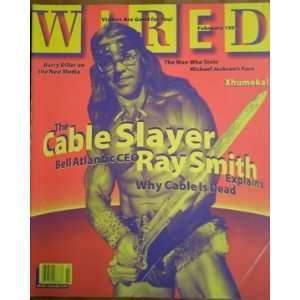 Wired Magazine, Vol. 3, No. 2 (3) Wired Magazine Books