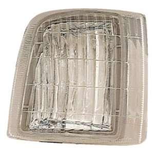 Eagle Eyes GM130 0000R GMC Passenger Side Corner Lamp Lens