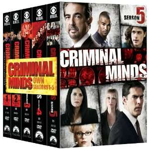 Criminal Minds: The Complete Seasons 1   5