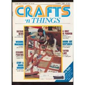 Crafts N Things Summer 1980 (5) varied, Lyle Clapper