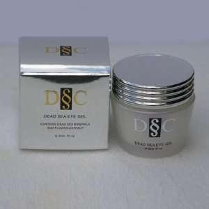 Deep Sea Cosmetics Dead Sea Eye Gel 1 oz Beauty