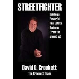 Streetfighter byCrockett: Crockett: Books