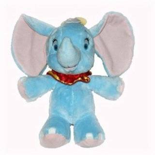 Disney Dumbo 7 1/4 Tall Plush Toys & Games