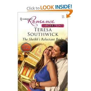 The Sheikhs Reluctant Bride (Harlequin Romance Large